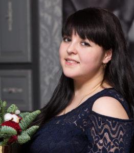 Антонова Надежда Сергеевна